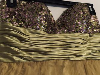 Prom Dress Size 10 for Sale in Sanford,  NC