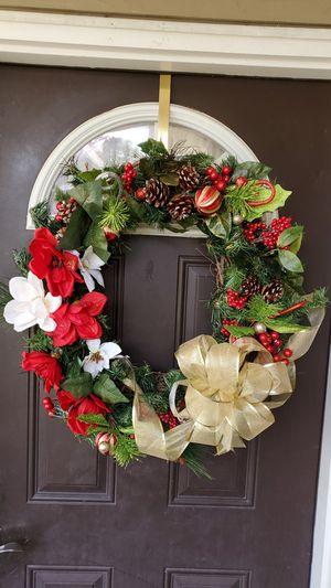Christmas Wreath for Sale in Dublin, GA