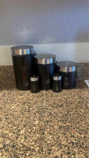 Canasters for Sale in Queen Creek, AZ