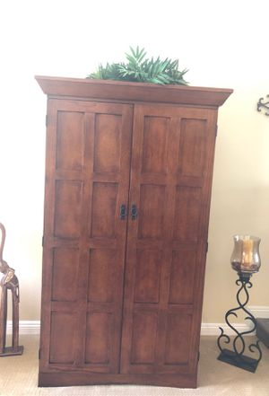 Mission style secretary/desk for Sale in Poway, CA