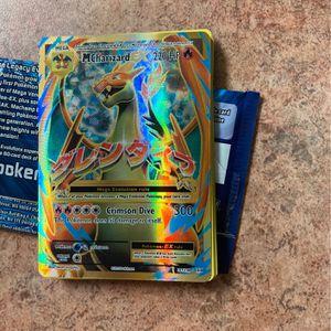 Pokémon Mega Charizard EX Full Art XY Evolutions Pokemon Card for Sale in Indianapolis, IN