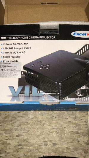 Mini Projector for Sale in Memphis, TN
