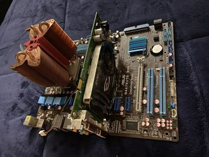 ASUS M4A79XTD EVO CrossfireX Ready Motherboard and Complete Hardware Set Up for Sale in Portland, OR