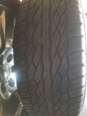 Tries in rims for Sale in Moreno Valley, CA