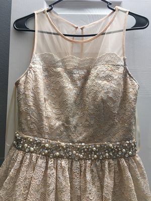 Short prom or party dress size 9 for Sale in Riverside, CA
