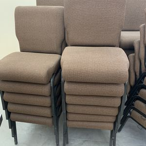 Chairs Perfect for churches and offices for Sale in Las Vegas, NV
