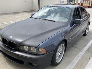 2002 BMW 530i msport runs great for Sale in Los Angeles, CA