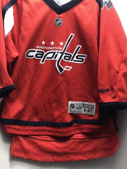 Infant Hockey Capitals Jersey for Sale in Reston,  VA