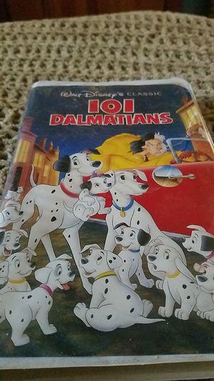Disney black diamond collection 101 dalmatians vhs for Sale in E BRIDGEWTR, MA