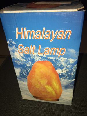 Himalayan Salt Lamp for Sale in Chatsworth, CA