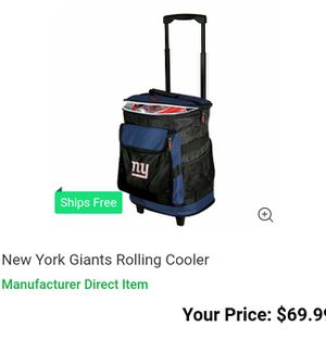 Cooler ,backpack with wheels for Sale in Bronx, NY