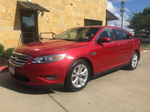 2011 FORD TAURUS SEL $1900 DE ENGANCHE for Sale in Austin, TX