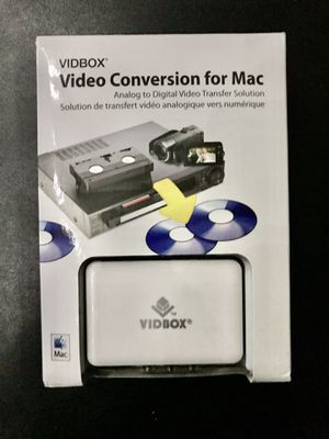 Vidbox Video Conversion for Mac for Sale in Chula Vista, CA