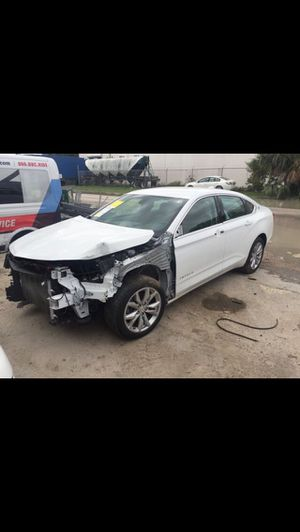 2016 Chevrolet Impala for parts parting out oem part for Sale in Miami, FL