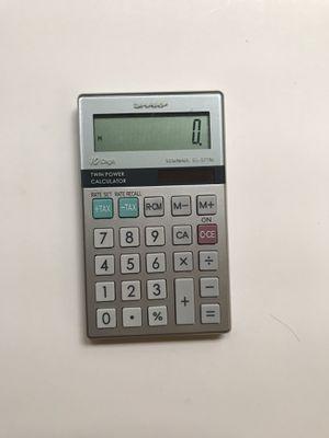 Sharp EL-377M Calculator for Sale in Anchorage, AK