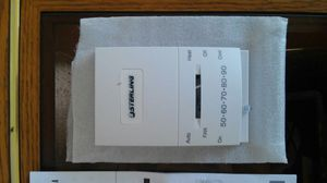 Manual Thermostat for Sale in Fresno, CA