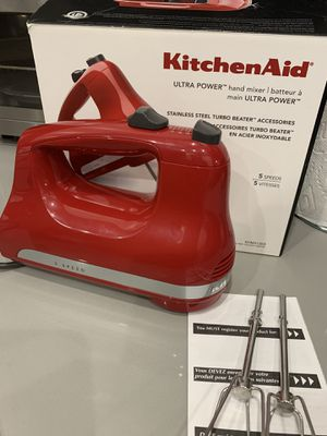 KitchenAid hand mixer for Sale in Austin, TX