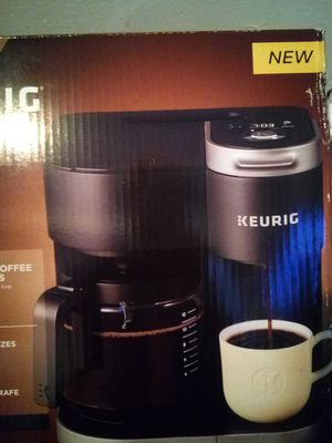 K-Duo Keurig Coffee Maker for Sale in Salt Lake City, UT