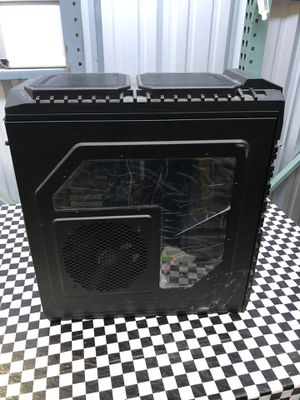 Cooler Master Tower W/ Motherboard, CPU, 3GB Ram, and Tower Fan - Parts Only for Sale in South San Francisco, CA