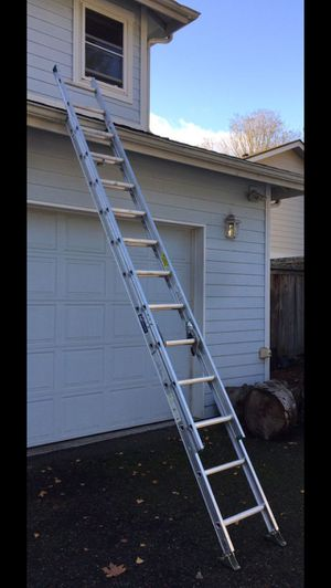 24ft ladder $300 value for Sale in Seattle, WA