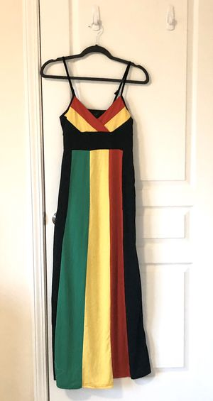 Jamaican Rasta Dress for Sale in Morrisville, NC