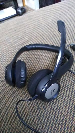 Logitech USB headset. Very nice for Sale in Tampa, FL