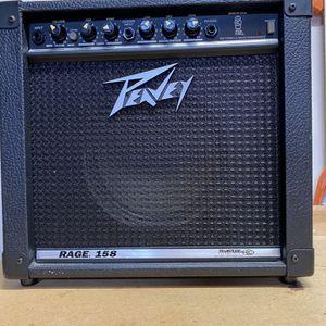 Peavey Rage 158 Transtube Amplifier - USA for Sale in Mechanicsburg, PA