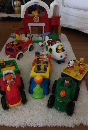 Little people toys for Sale in Port St. Lucie, FL
