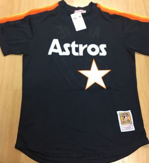 Altuve/Clemente jerseys brand new large/XL $50 for Sale in Berwyn, IL