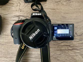 D5500 + 18-55mm + 55-200mm VR II Lenses for Sale in Denver,  CO