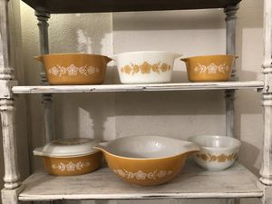 Vintage Pyrex Dishes for Sale in Modesto, CA
