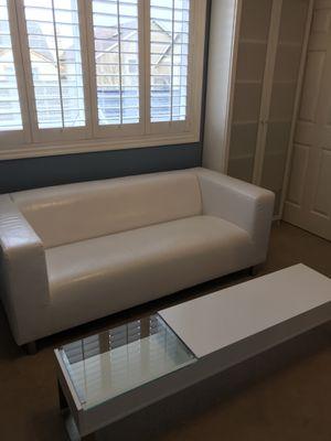 all white furniture set for Sale in Seattle, WA