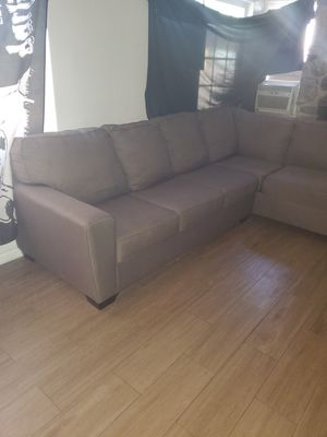 L Shaped Sectional Couch for Sale in Riverside, CA