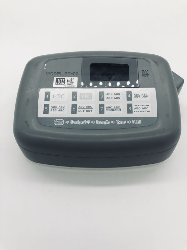Brother P-touch Model PT-90