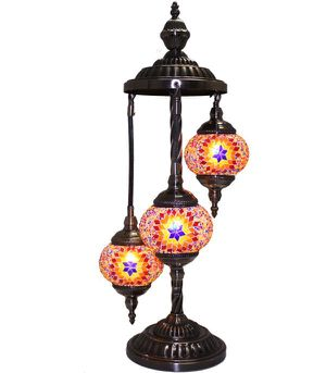 Turkish Moroccan Mosaic Lamp | Hand Made | Floor Lamps for Bedrooms, Living Rooms & More... for Sale in Henderson, NV