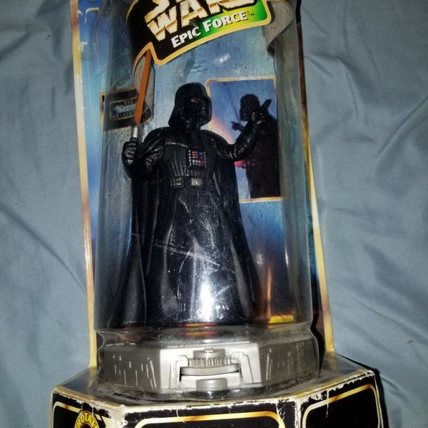 DARTH VADER MOVABLE FIGURE BRAND NEW