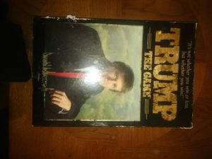 Donald Trump: The Board Game for Sale in Elwood, KS