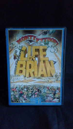Monty Python movie The Life of Brian DVD for Sale in Sauk Village, IL