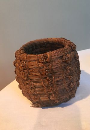 LONG NEEDLE PINE BASKET for Sale in Chesterbrook, PA