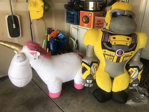 Free stuffed animals cool for Sale in Santa Maria, CA