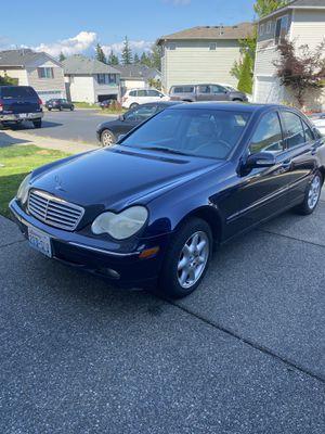 Mercedes-Benz C240 for Sale in Lynnwood, WA