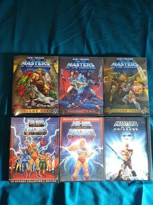 He-Man DVDs for Sale in Carmi, IL