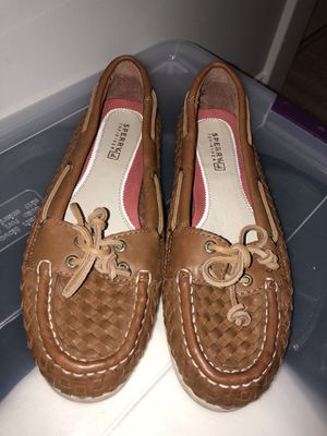 Woman's Sperry Topsiders for Sale in Wayland, MA