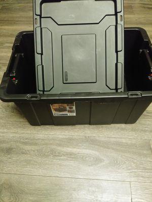 New black Sterilite storage container for Sale in San Diego, CA