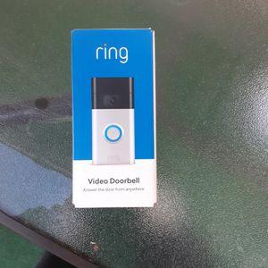 Brand New Ring Sercurity Video Door Bell (2nd Gen) for Sale in Phoenix, AZ