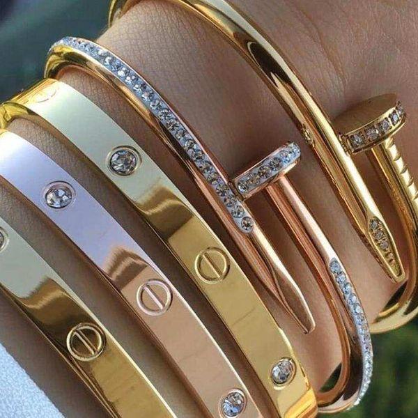 Titanium Bracelets Bangles (titanium)