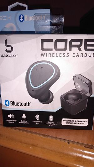 Core wireless earbuds for Sale in Belle Isle, FL