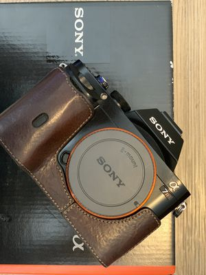 Sony a7R Full-Frame Mirrorless Digital Camera w/ Extras for Sale in Santa Ana, CA