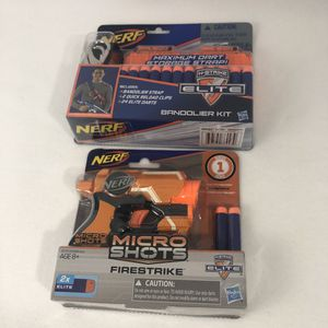 Nerf Blaster Gun And Bandolier Kit. for Sale in Sully Station, VA