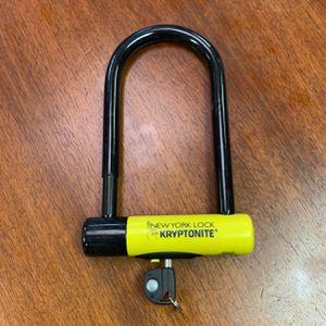 Motorcycle Bike Lock Kryptonite Lighted Key for Sale in Anaheim, CA